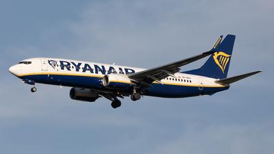 SP-RKV - Boeing 737-8AS - Ryanair Sun