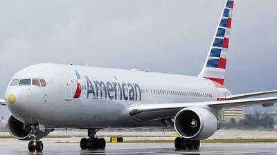 N378AN - Boeing 767-323(ER) - American Airlines
