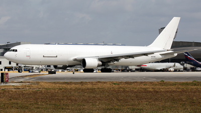 A picture of N1619A - Boeing 7673Y0(ER)(BDSF) - Atlas Air - © La Roche Spotters