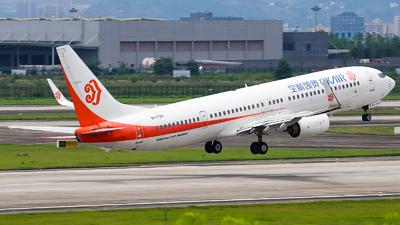 B-1739 - Boeing 737-9KFER - OK Air
