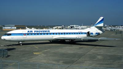F-GCVL - Sud Aviation SE 210 Caravelle 12 - Air Provence International