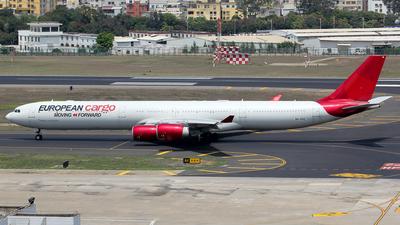 9H-PPE - Airbus A340-642 - Maleth Aero