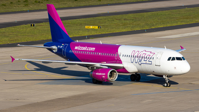 A picture of HALWP - Airbus A320232 - Wizz Air - © Florian vom Bovert