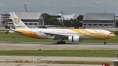 HS-XBF - Boeing 777-212(ER) - NokScoot