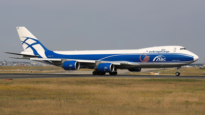 VQ-BLQ - Boeing 747-8HVF - Air Bridge Cargo