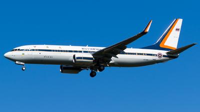A picture of HSHMK - Boeing 7378Z6(BBJ2) -  - © Christoph Rogosz