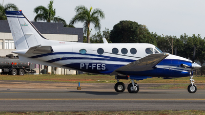 PT-FES - Beechcraft C90A King Air - Private