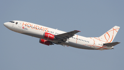 OK-WGX - Boeing 737-436 - Holidays Czech Airlines
