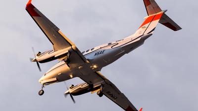 A picture of N5AE - Beech B200 Super King Air - [BB1891] - © HA-KLS