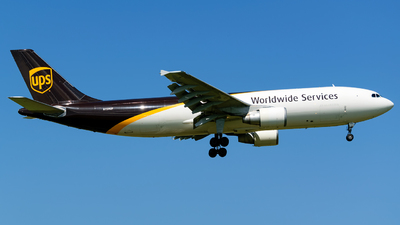 N159UP - Airbus A300F4-622R - United Parcel Service (UPS)