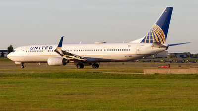 A picture of N37422 - Boeing 737924(ER) - United Airlines - © Jeremy D. Dando