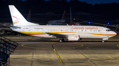 PZ-TCQ - Boeing 737-3Q8 - Surinam Airways