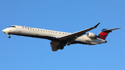 N917XJ - Bombardier CRJ-900LR - Delta Connection (Endeavor Air)