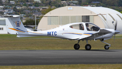 ZK-MTC - Diamond DA-40 Diamond Star XLS - Massey University School Of Aviation