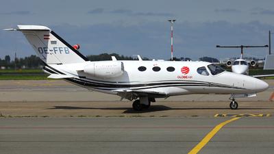 OE-FFB - Cessna 510 Citation Mustang - GlobeAir