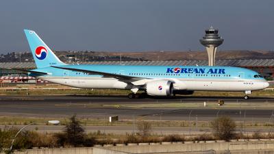 HL8085 - Boeing 787-9 Dreamliner - Korean Air