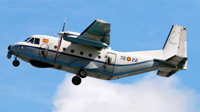 TR.12D-77 - CASA C-212-200 Aviocar - Spain - Air Force