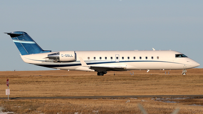 C-GSLL - Bombardier CL-600-2B19 Challenger 850 - Private