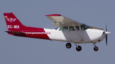 A picture of ECMIX - Cessna F172N Skyhawk II - [F1721986] - © Inchausti