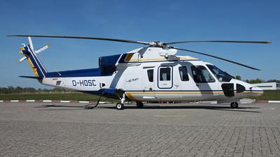 D-HOSC - Sikorsky S-76B - Wiking Helikopter Service