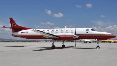 A picture of XAUSG - Fairchild Swearingen Metroliner - Aeronaves TSM - © Zenon Sanchez Z.