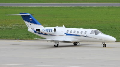 D-IBET - Cessna 525 Citation CJ2 - Private