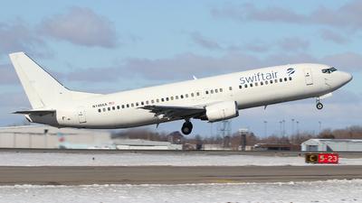N149XA - Boeing 737-484 - Swift Air