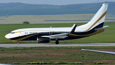 9H-GGG - Boeing 737-7Z5(BBJ) - Jet Aviation Flight Service INC