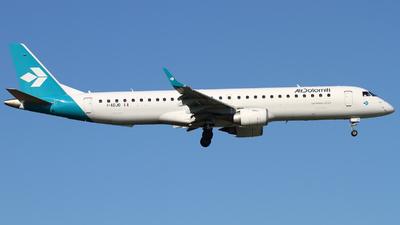 I-ADJO - Embraer 190-200LR - Air Dolomiti