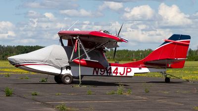 N944JP - Progressive Aerodyne Searey LSX - Private