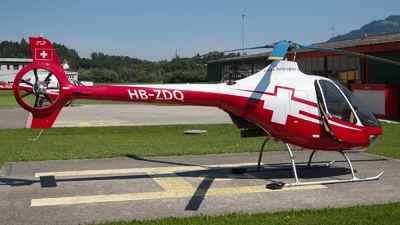 HB-ZDQ - Guimbal Cabri G2 - Swiss Helicopter AG