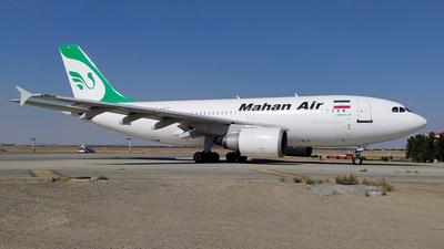 A picture of EPMMJ - Airbus A310304 - Mahan Air - © majid hasankhani