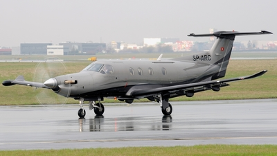 SP-ARC - Pilatus PC-12/47 - Private