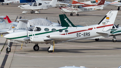 A picture of ECERS - Cessna 340A -  - © Mateo León