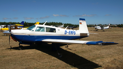 D-ERFS - Mooney M20J - Private