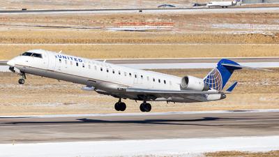 A picture of N794SK - Mitsubishi CRJ701ER - United Airlines - © HA-KLS