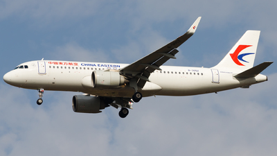B-305Z - Airbus A320-251N - China Eastern Airlines