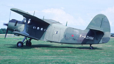 F-AZHM - Antonov An-2 - Private