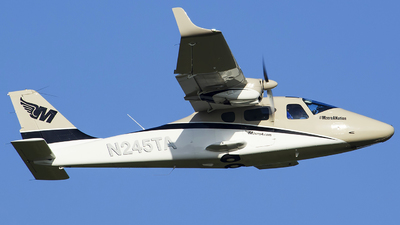 N245TA - Tecnam P2006T - Private