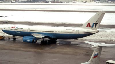 RA-86140 - Ilyushin IL-86 - AJT Air International