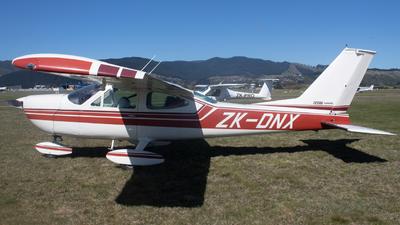A picture of ZKDNX - Cessna 177 Cardinal - [17702057] - © Jordan Elvy