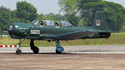 5620 - Nanchang PT-6A - Bangladesh - Air Force
