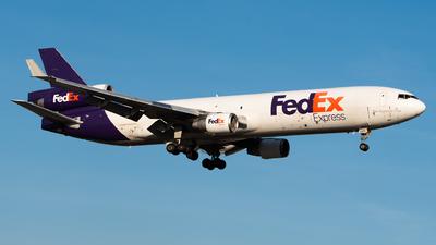 N624FE - McDonnell Douglas MD-11(F) - FedEx