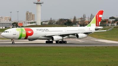 CS-TOA - Airbus A340-312 - TAP Portugal