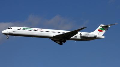 LZ-LDS - McDonnell Douglas MD-82 - Bulgarian Air Charter (BAC)