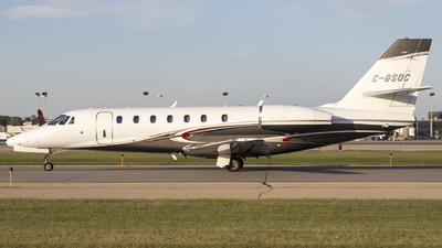 C-GSOC - Cessna 680 Citation Sovereign - Private