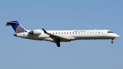 N173GJ - Bombardier CRJ-702 - United Express (GoJet Airlines)