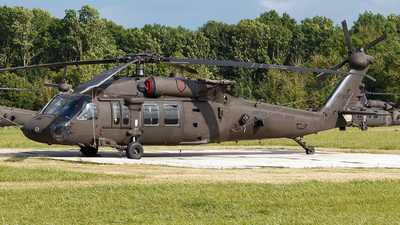 11-20419 - Sikorsky UH-60M Blackhawk - United States - US Army