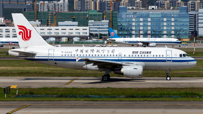 B-6046 - Airbus A319-115(LR) - Air China