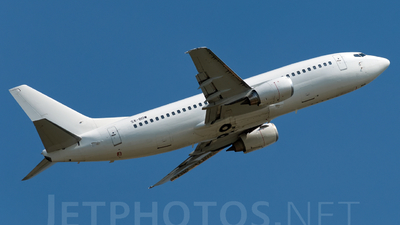 SX-BDW - Boeing 737-37Q - Hermes Airlines